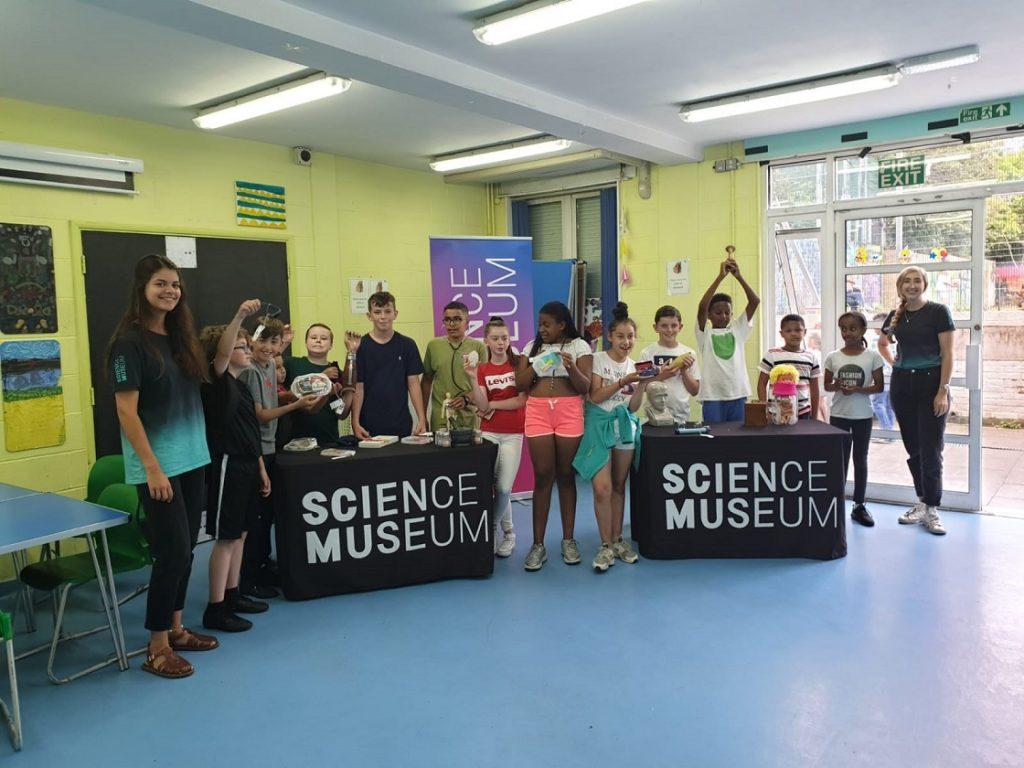 Science Museum at Dalgarno