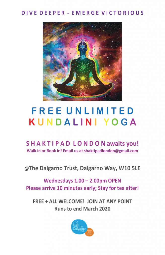 kundalini yoga for all