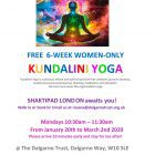 Kundalini Yoga Classes for women